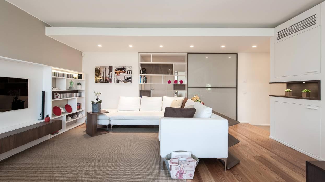 Salon de style  par Studio Associato Casiraghi
