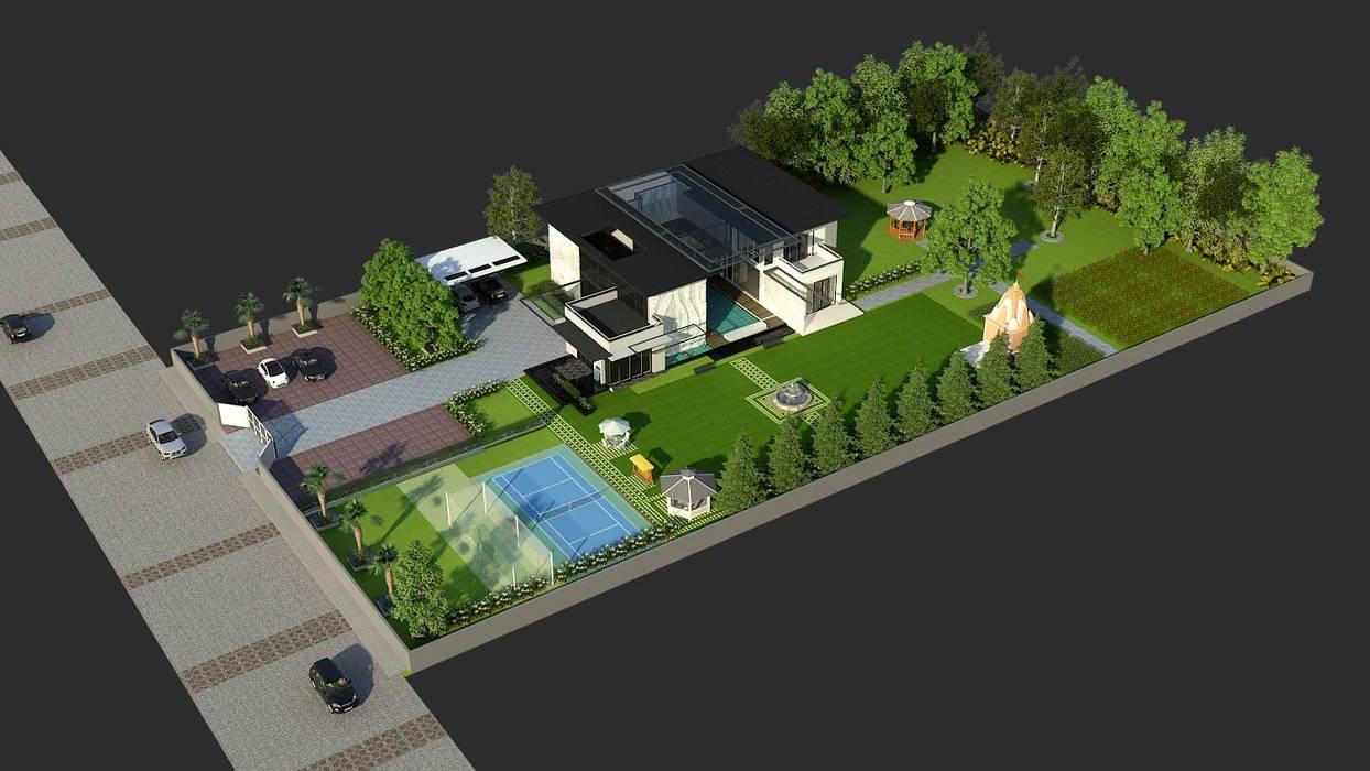 by Vinyaasa Architecture & Design Modern