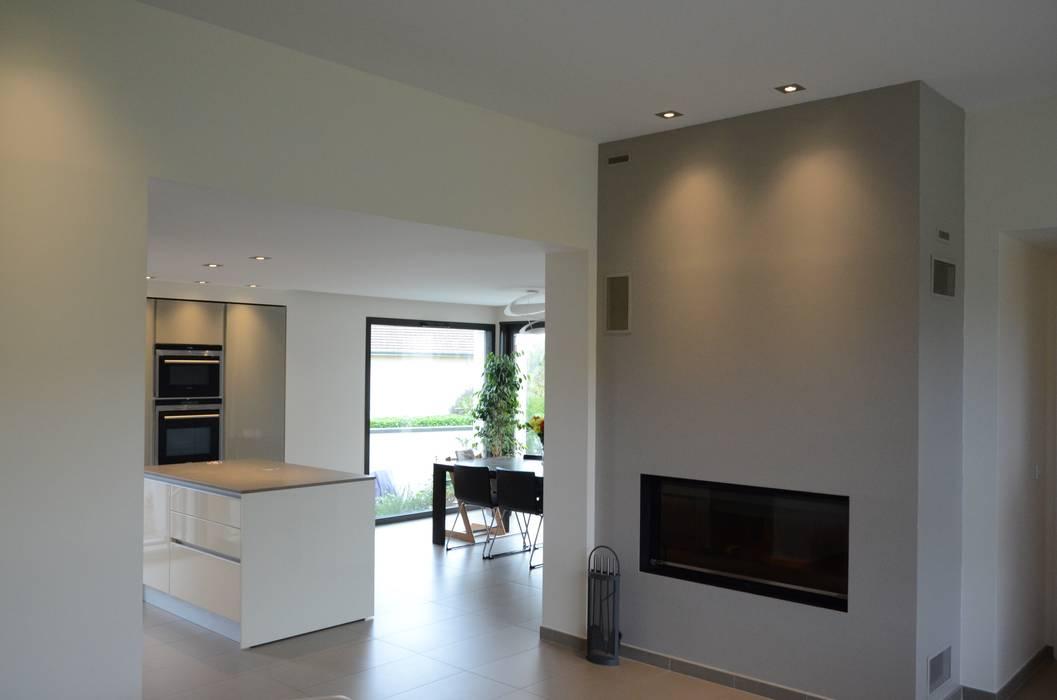 Modern Kitchen by Pierre Bernard Création Modern
