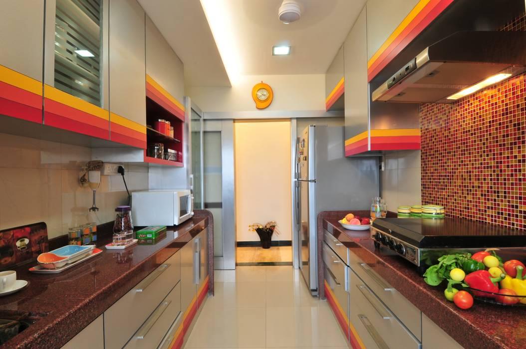 Cucina moderna di homify Moderno Compensato