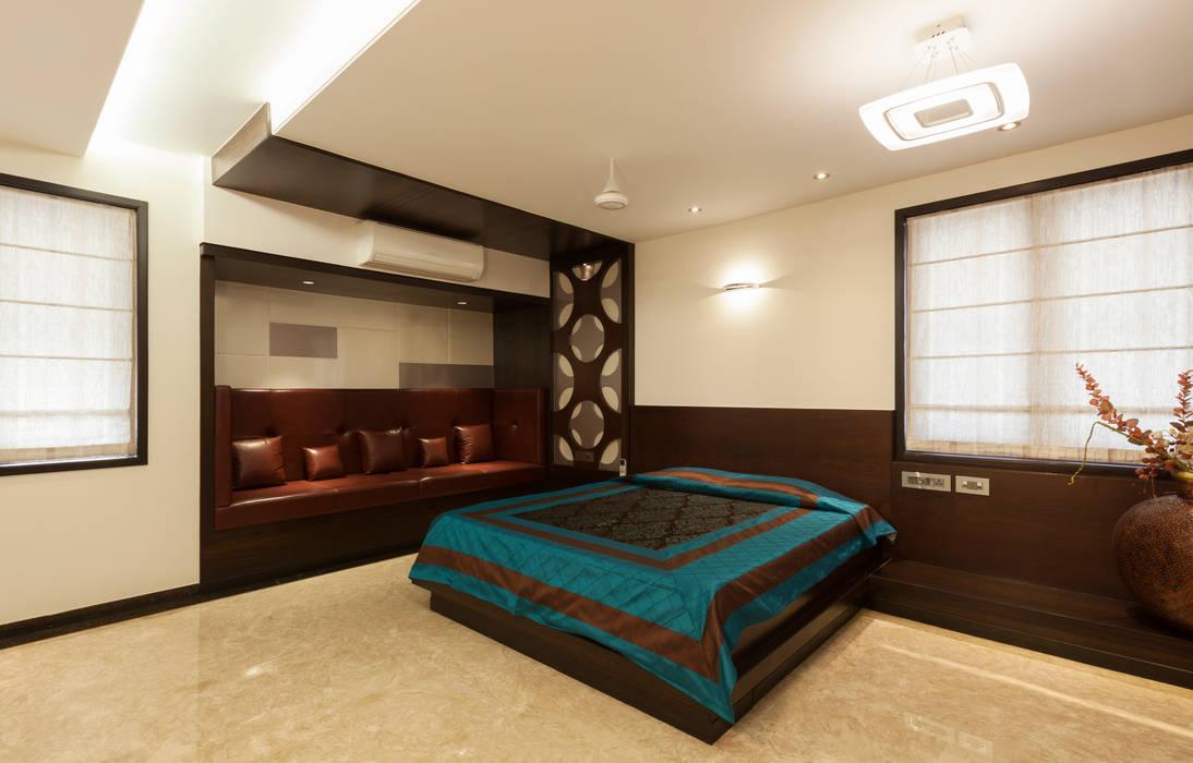 Cubism Modern Bedroom