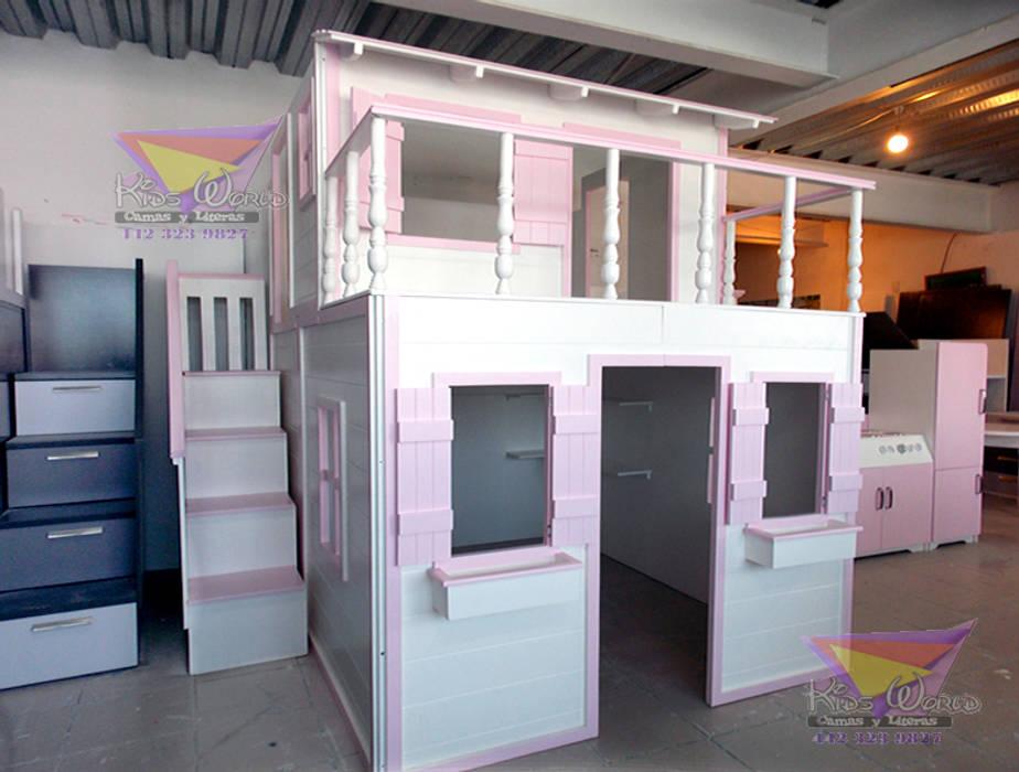 Preciosa Casita Suprema Con Balcon Habitaciones Infantiles De