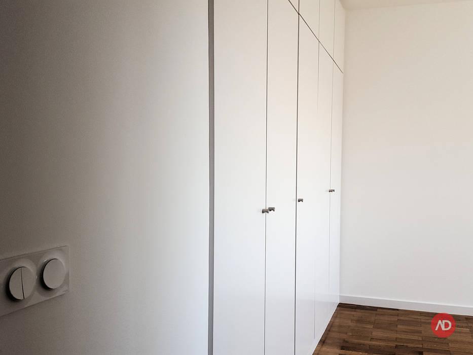 Remodelação Apartamento Quartos modernos por ARCHDESIGN | LX Moderno