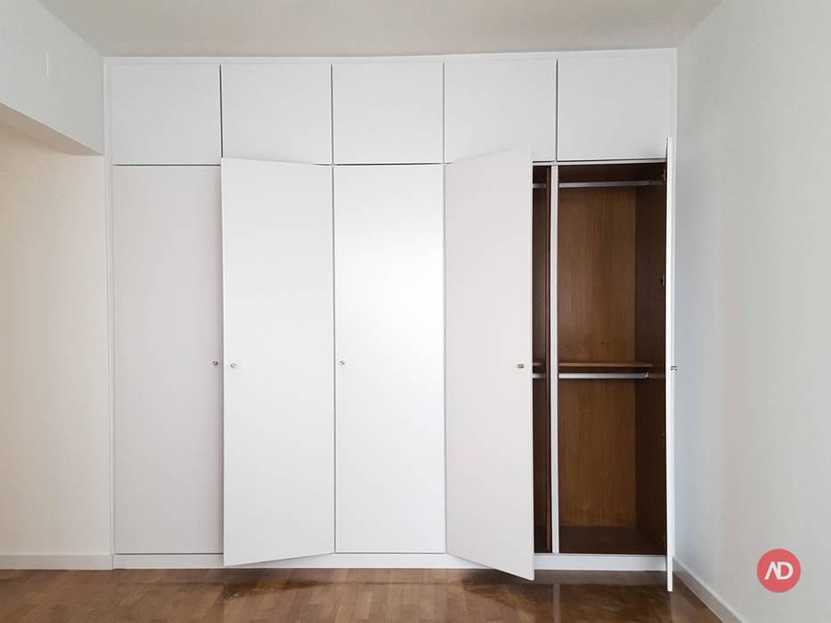 Remodelação Apartamento: Quartos  por ARCHDESIGN | LX