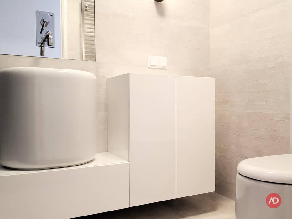 Remodelação Apartamento Casas de banho modernas por ARCHDESIGN   LX Moderno
