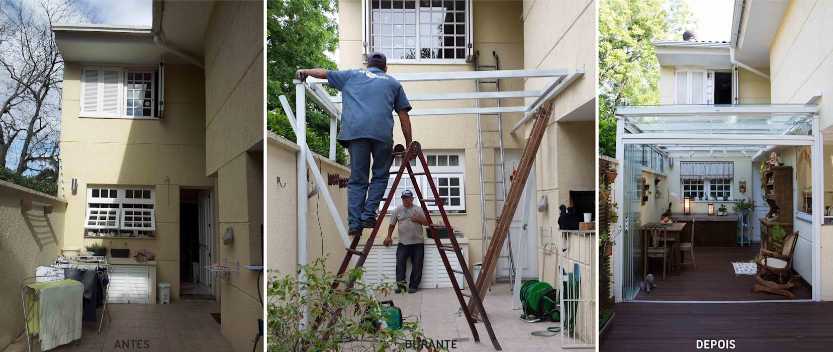 Balcones Y Terrazas Rústicos De Expace Espaços E