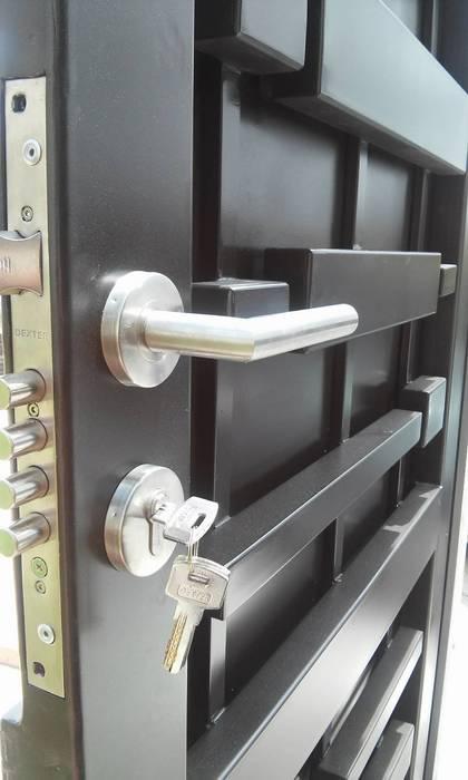 Seguridad: Ventanas de estilo  por DIIA