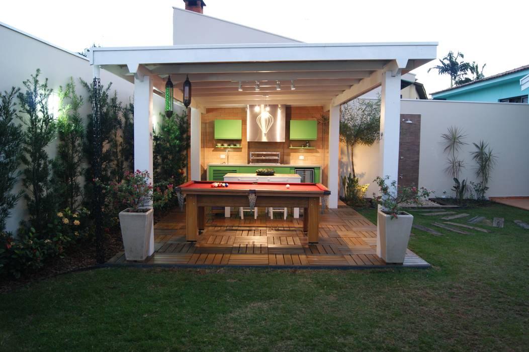 Terrazas de estilo  de Lozí - Projeto e Obra, Moderno
