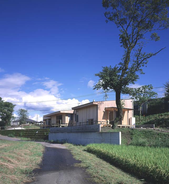 Modern home by ㈱ライフ建築設計事務所 Modern