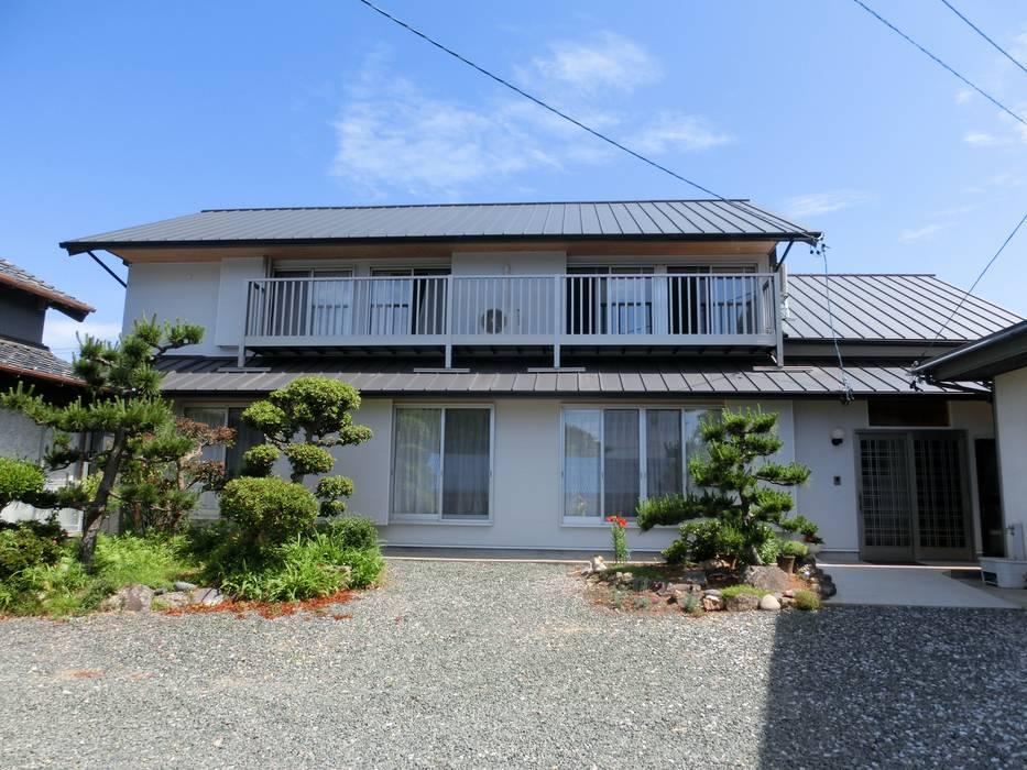 Houses by 氏原求建築設計工房, Classic