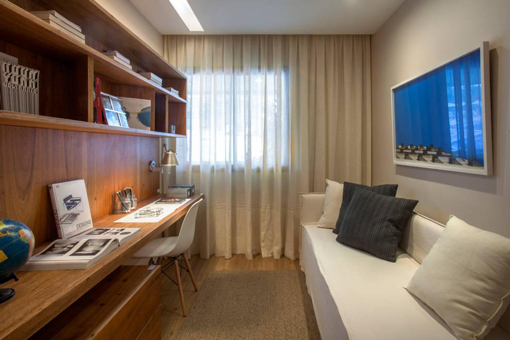 Apartamento decorado RJZ - Moderne Wohnzimmer von Gisele Taranto Arquitetura Modern