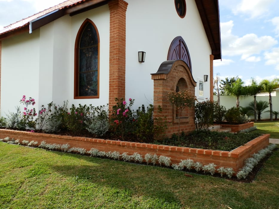 MBDesign Arquitetura & Interiores Country style houses