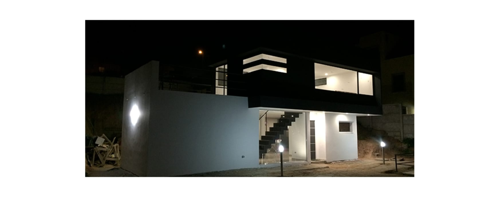 Modern houses by Herman Araya Arquitecto y constructor Modern