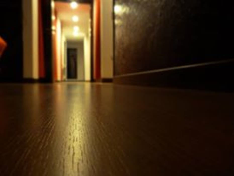 Dormitorio: Paredes de estilo  por Patricio Galland Arquitectura , Ecléctico