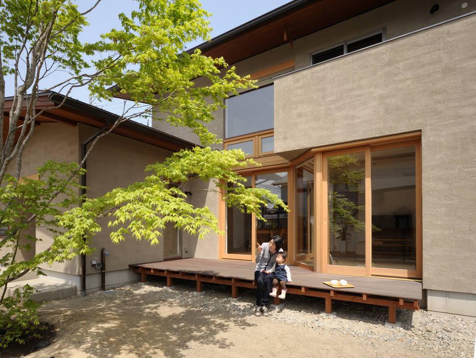 ทันสมัย  โดย 藤松建築設計室, โมเดิร์น