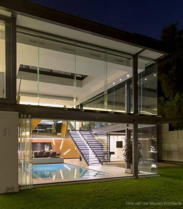 Concrete House Modern home by Nico Van Der Meulen Architects Modern