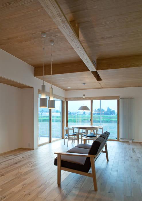 アトリエ・アースワーク Living room Wood Grey