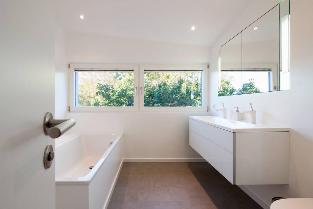 Haus F Moderne Badezimmer von WSM ARCHITEKTEN Modern