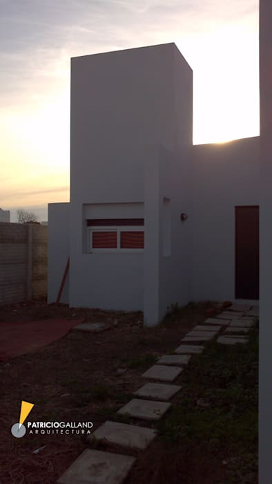 Houses by Patricio Galland Arquitectura