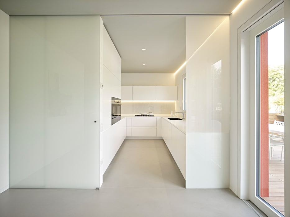 Cocinas minimalistas de homify Minimalista
