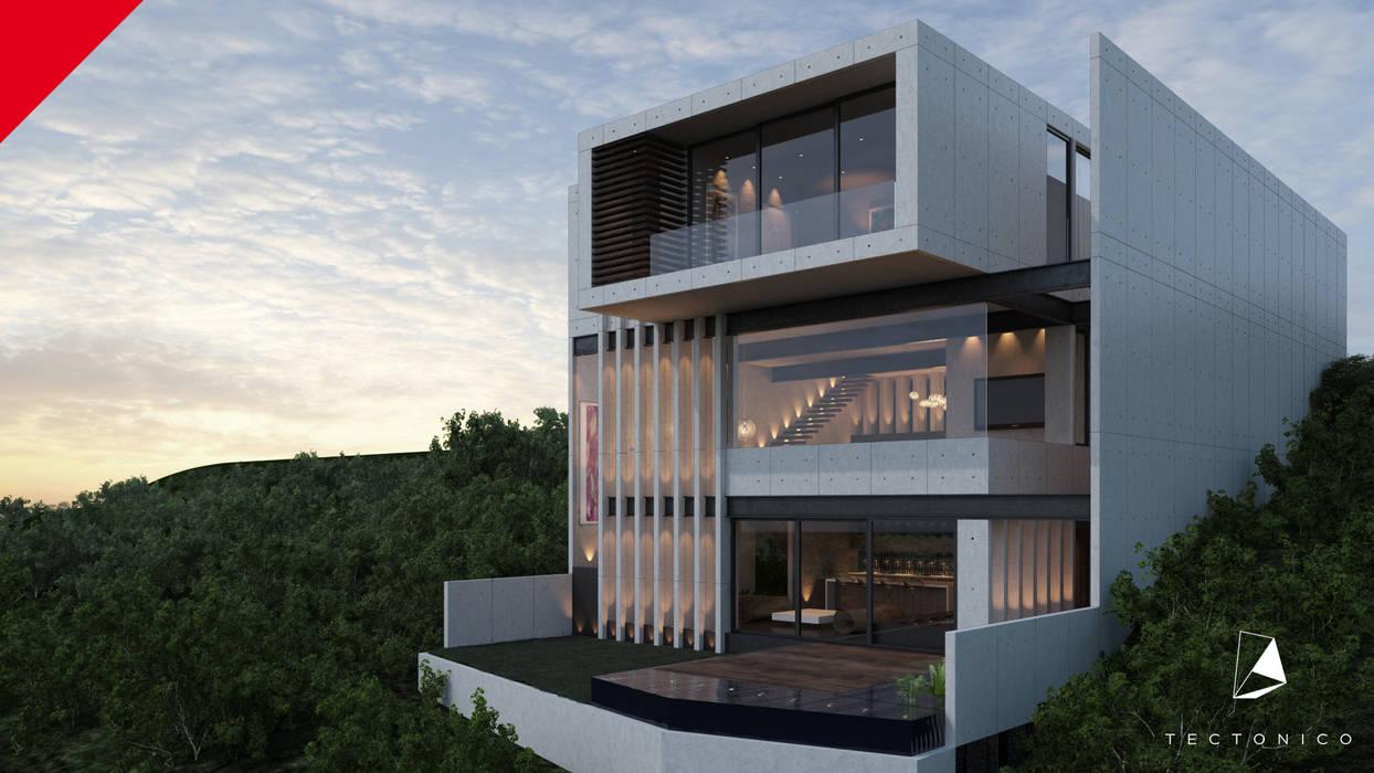 Modern home by Tectónico Modern