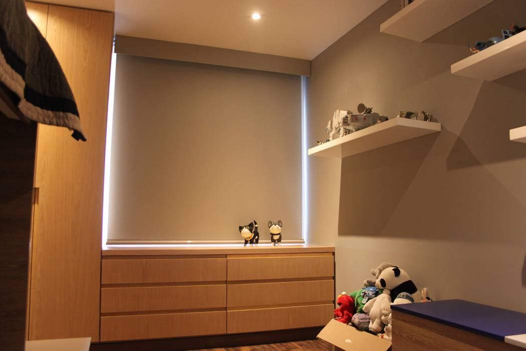 Habitaciones infantiles de estilo  por Home Reface - Diseño Interior CDMX