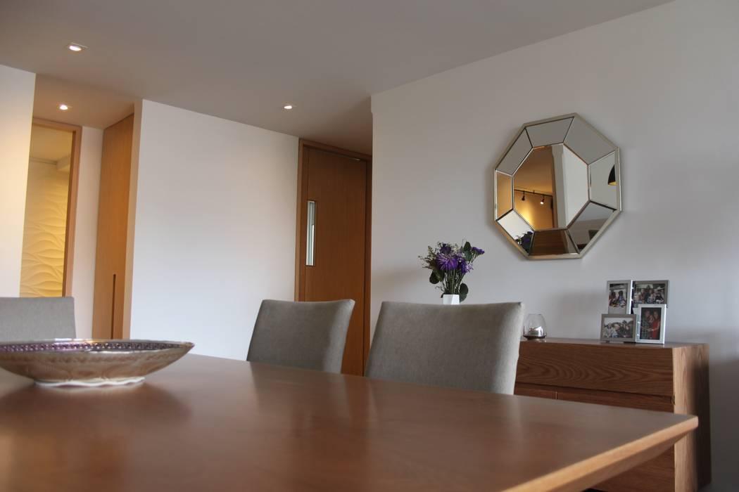 Salas de estilo moderno por Home Reface - Diseño Interior CDMX