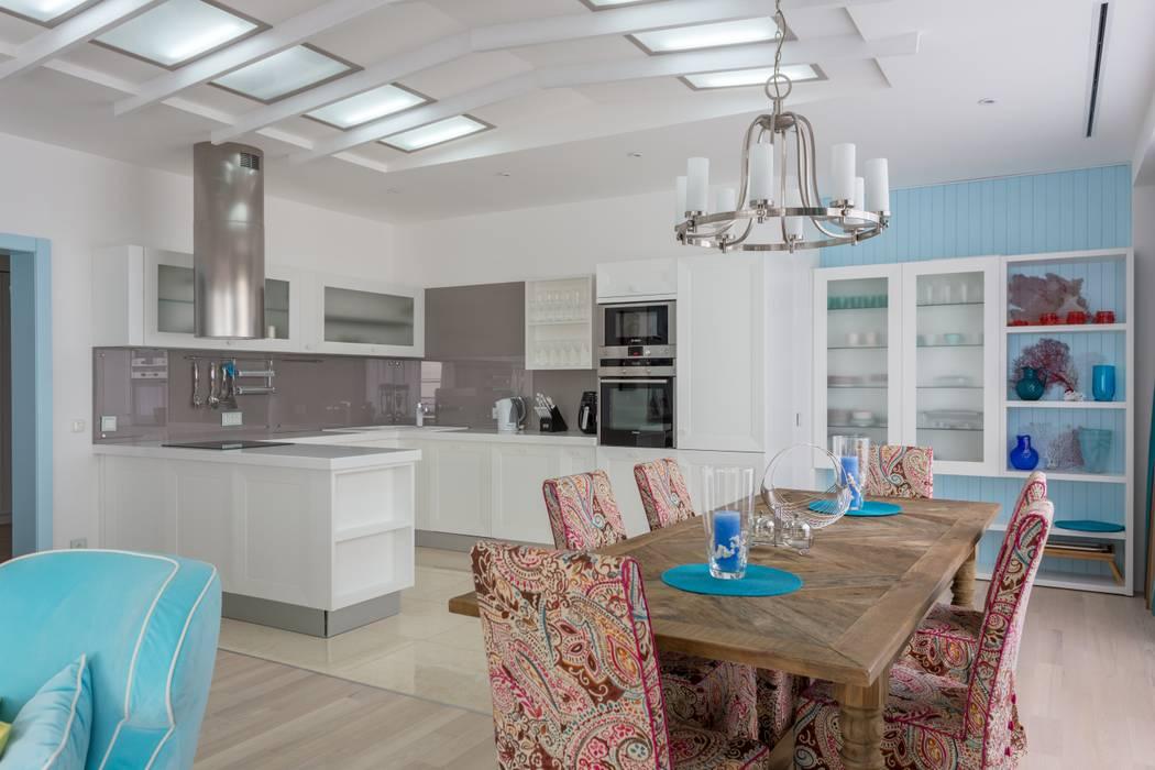 Bellarte interior studio Scandinavian style dining room