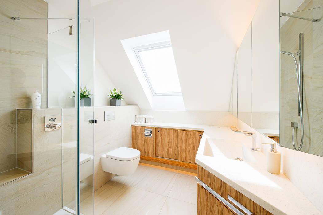 Sanieren + renovieren eines reihenmittelhauses.bereiche: bad, gäste ...