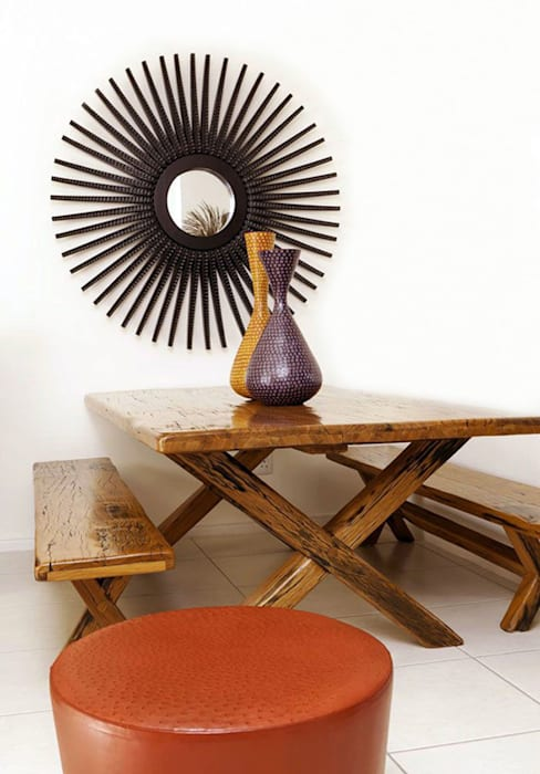 Sala de jantar  por Phases Africa Furniture & Decor PTY (Ltd)