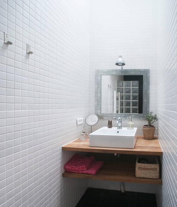 Salle De Bain En Sous Sol Salle De Bains De Style Par Olivier