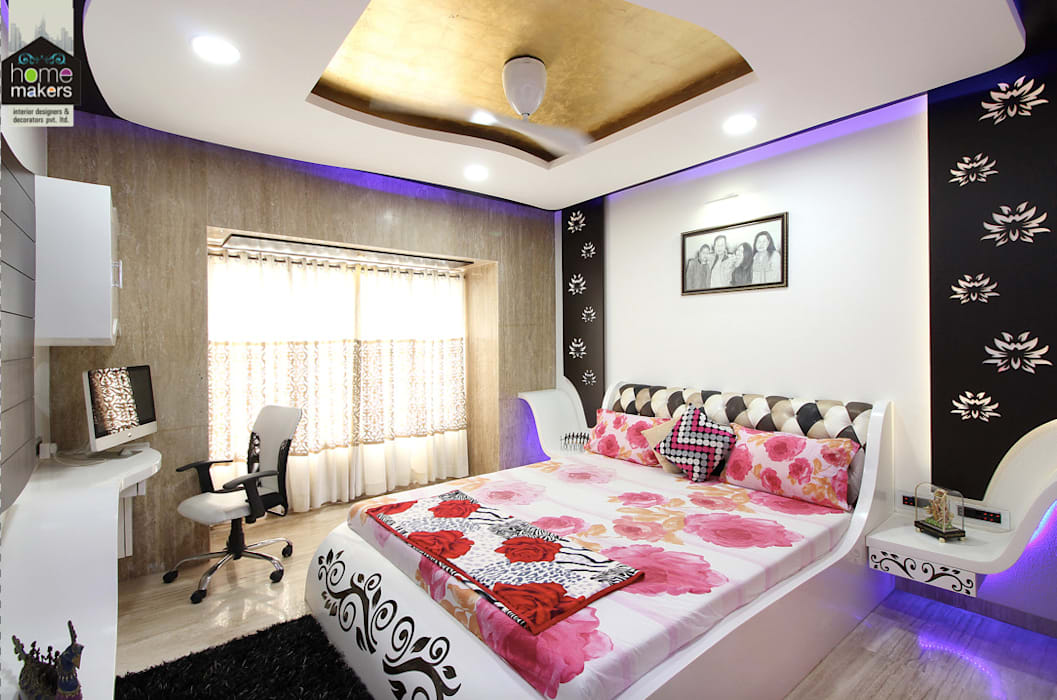 Master Bedroom homify Modern style bedroom
