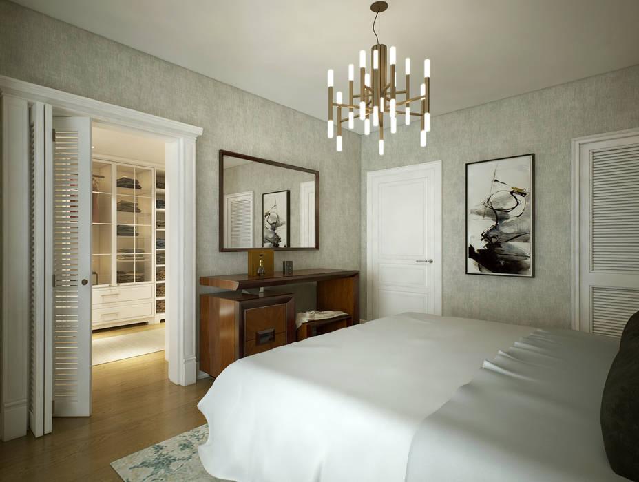 Modern Bedroom by yücel partners Modern