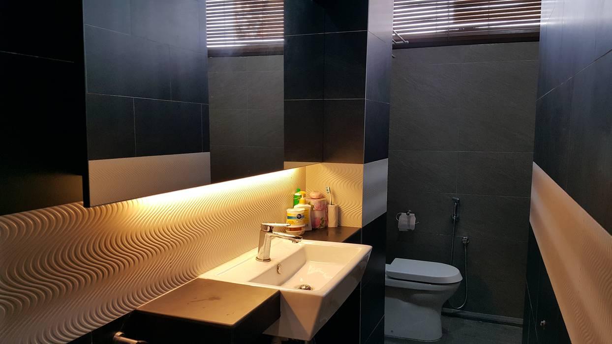 Salle de bain moderne par Alecc Interior Design Moderne