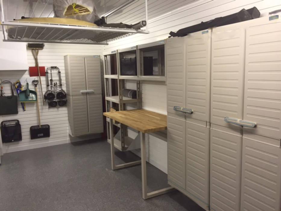 Our brand new case study! Garajes de estilo rural de Garageflex Rural
