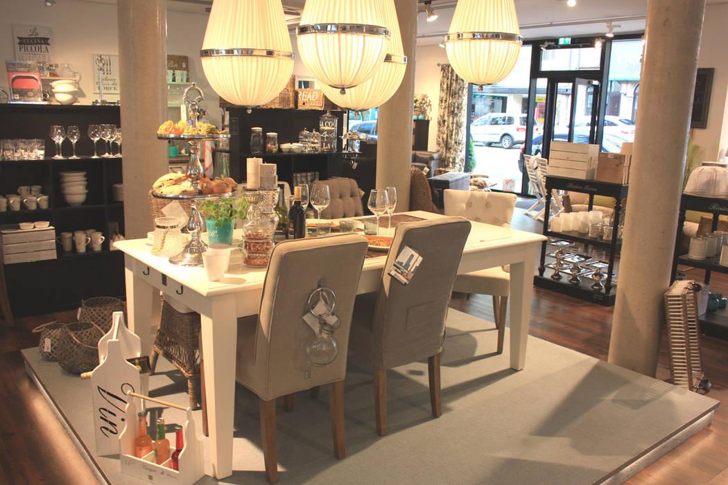 Essplatz – le dîner dining table von riviera maison : esszimmer von ...
