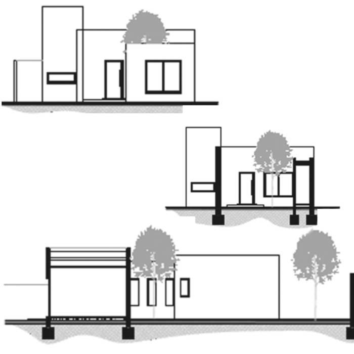 by Patricio Galland Arquitectura