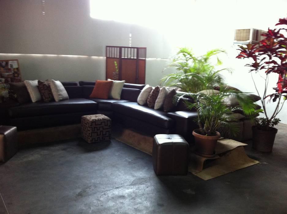 Decoraciones Santander Living roomSofas & armchairs Brown