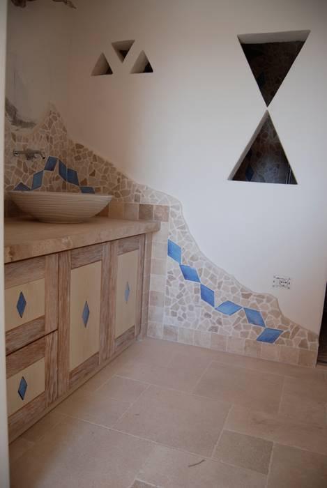 Mobile bagno in stile provenzale: bagno in stile di ascari i ...