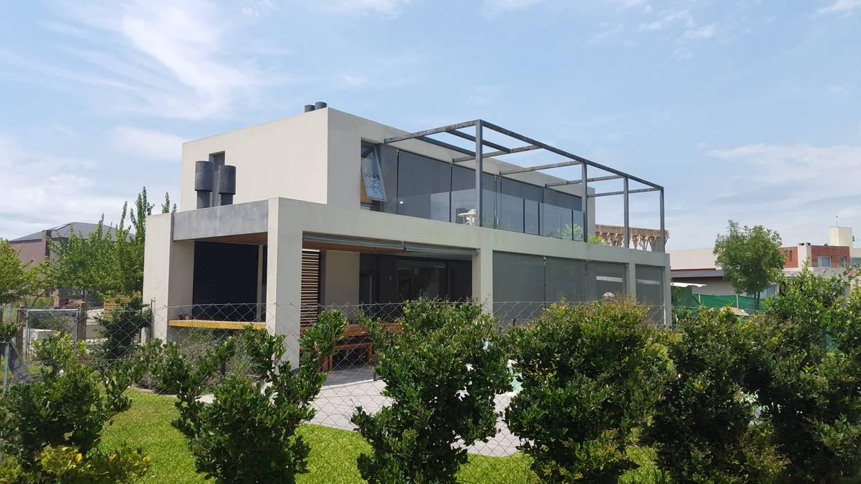 Casas de estilo moderno de estudio|44 Moderno