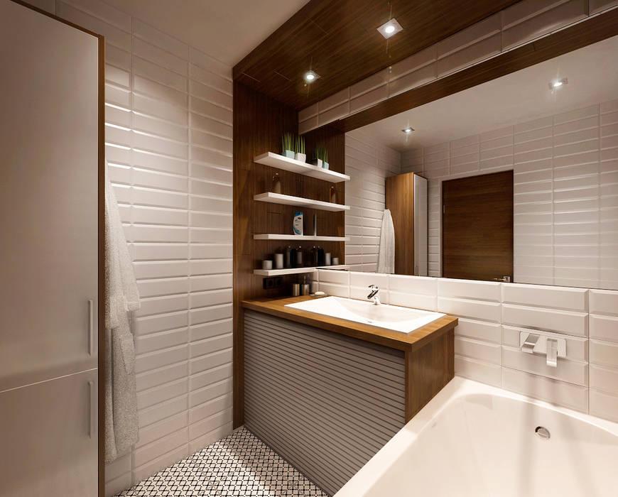 Phòng tắm by M5 studio