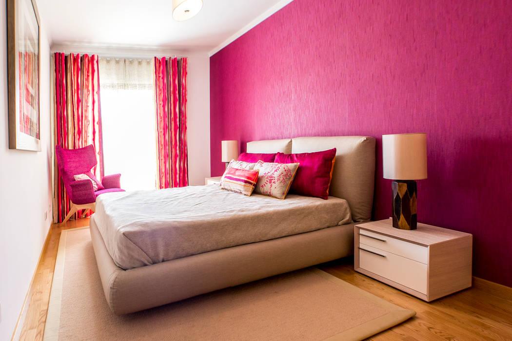 Dormitorios de estilo  por Atelier  Ana Leonor Rocha , Moderno
