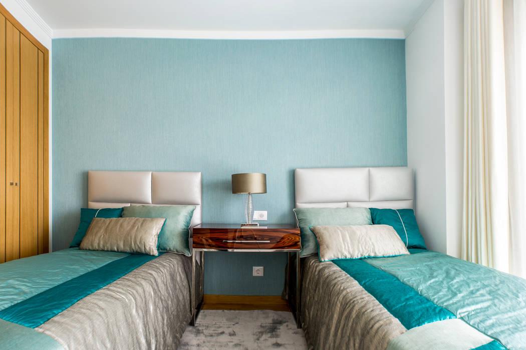 Bedroom by Atelier  Ana Leonor Rocha , Modern