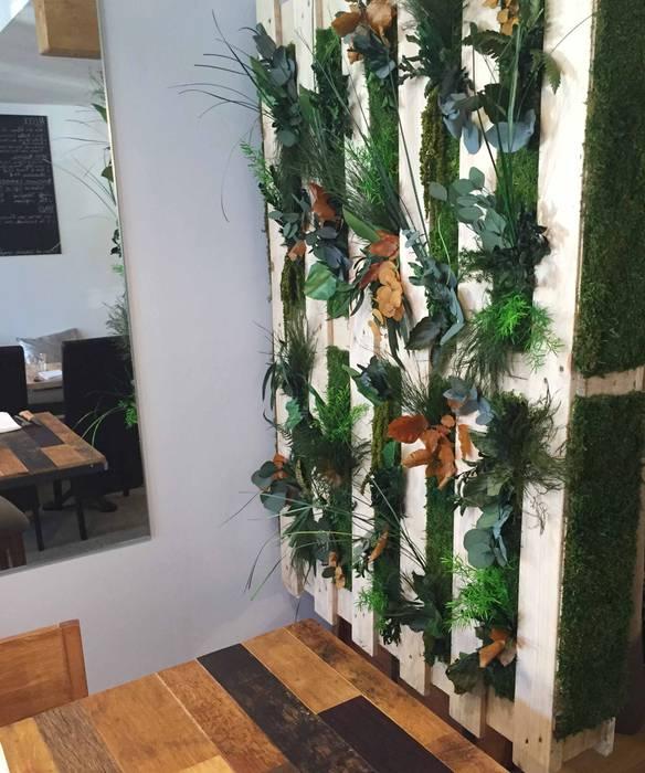 Végétaux stabilisés: Restaurants de style  par AMNIOS