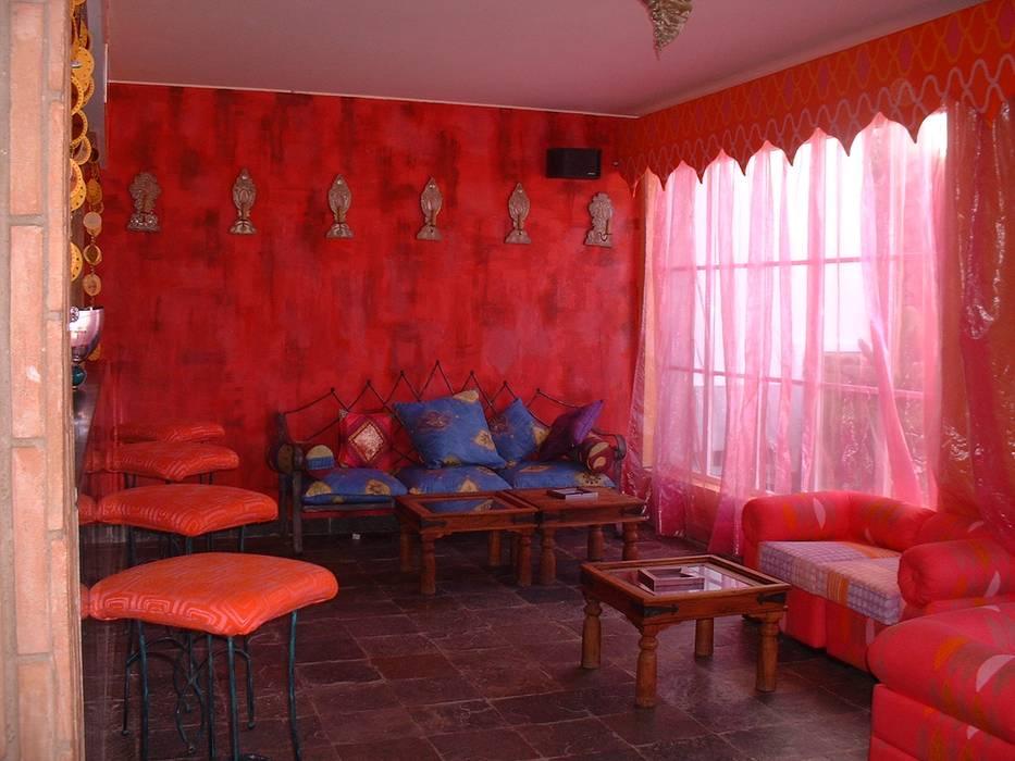 Clube Casa do Castelo por Atelier Ana Leonor Rocha Eclético