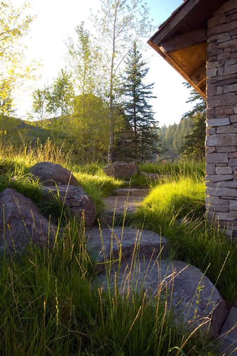 Сады в . Автор – Ecologic City Garden - Paul Marie Creation, Кантри