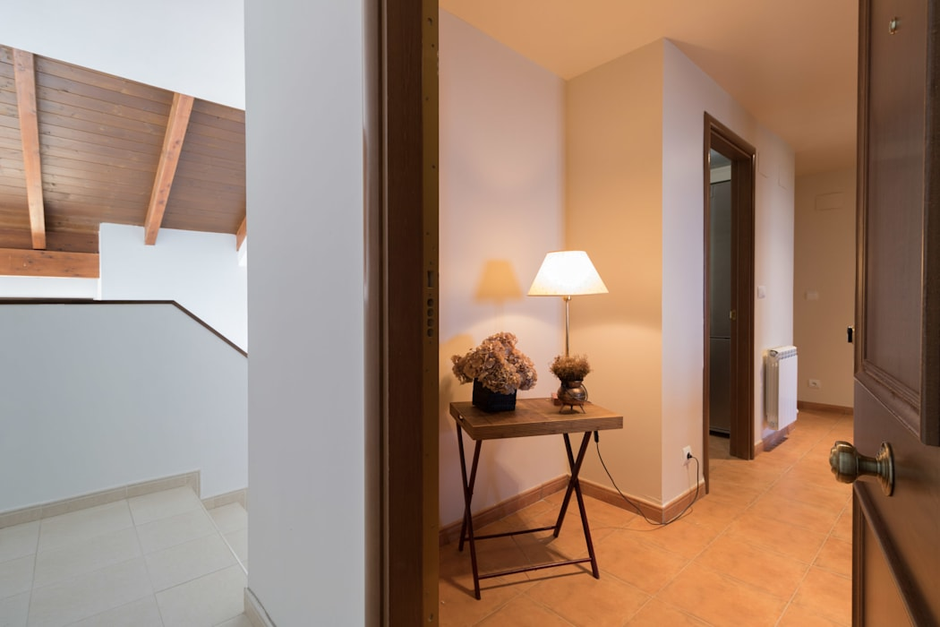 Become a Home Classic style corridor, hallway and stairs