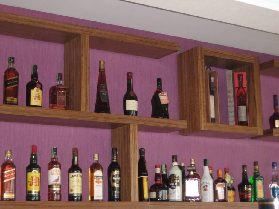 Fortaleza Coffee shop Algarve 2007 Espaços de restauração eclécticos por Atelier Ana Leonor Rocha Eclético