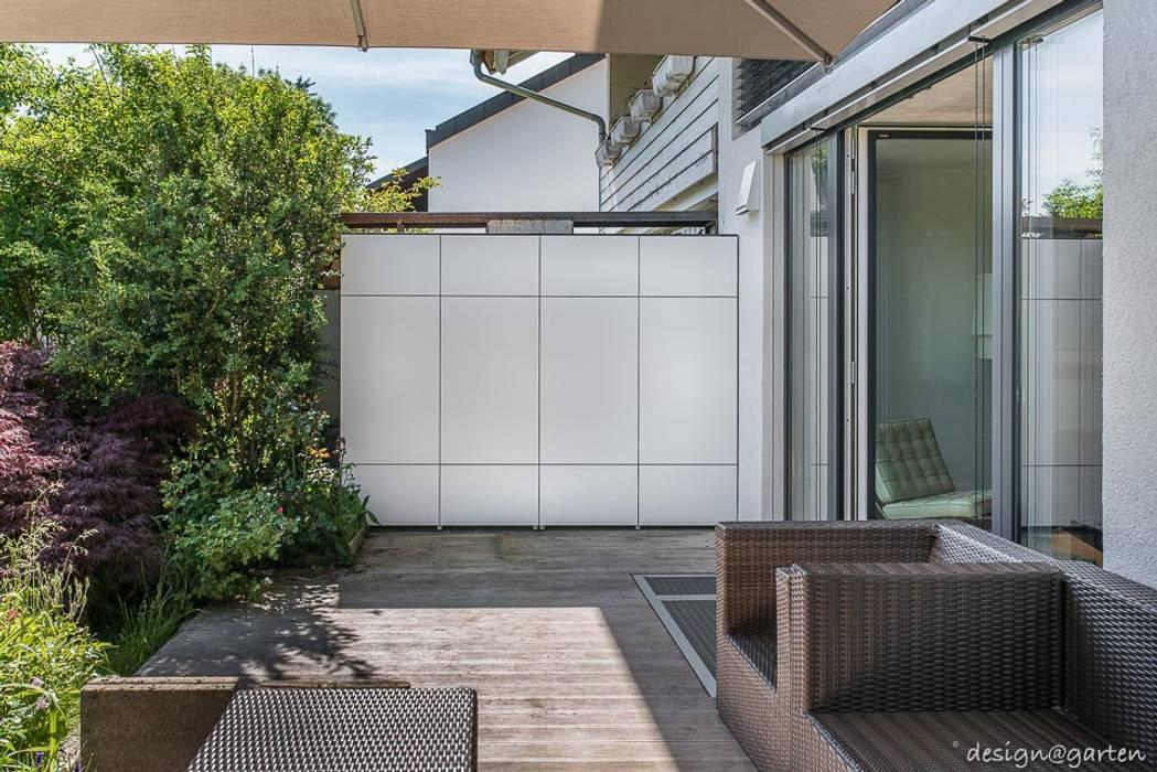 Terrassenschrank @win   Wetterfest U0026 UV Beständig Als Abtrennung Auf  Terrasse Doppelhaus: