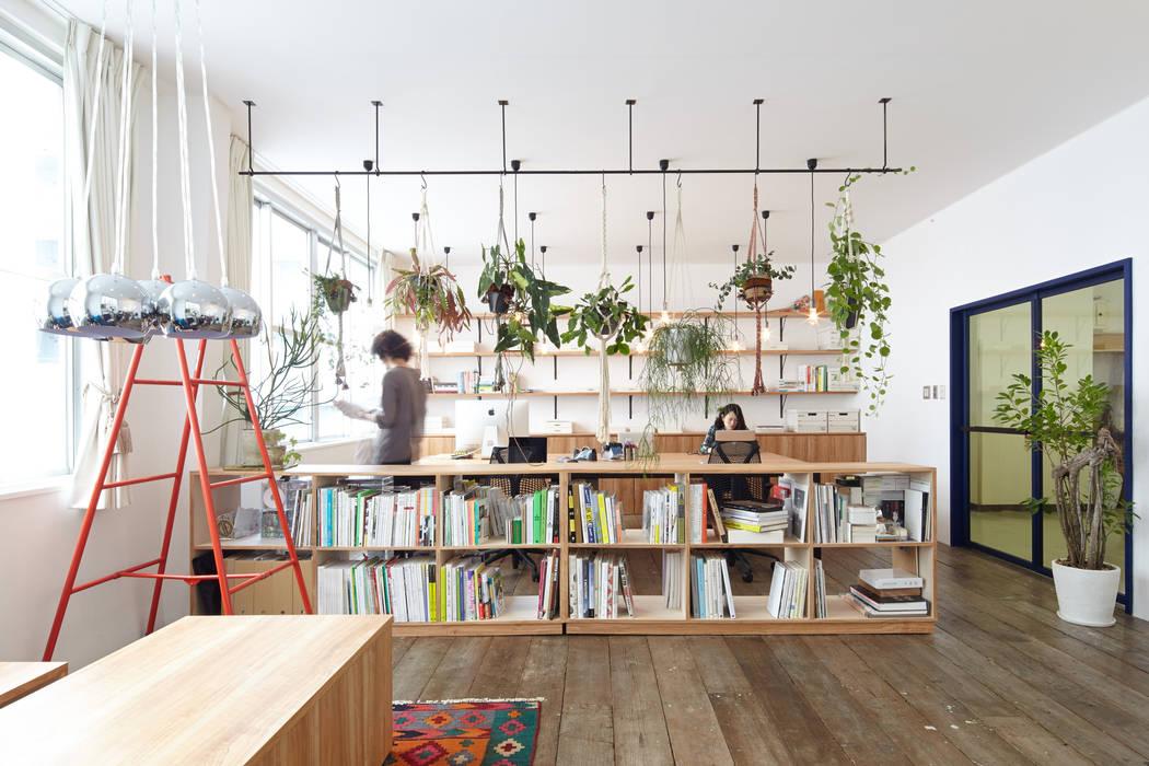 Office : 一級建築士事務所 こよりが手掛けた書斎です。